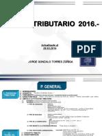 Codigo Tributario 2016