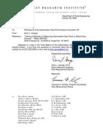 HCDP Analyzer Phase I Report Final
