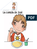 La comida de José | Aprendices Visuales