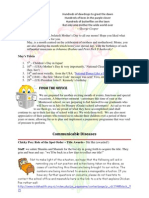 Newsletter for May 2010