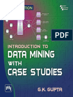Introduction to Data Mining With Case Studies - Sample Index