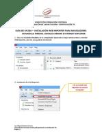 Manual de Instalacion-Web Importer