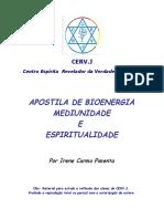 Apostila Bioenergias Mediunidade e espiritualidade CERV 2008.doc