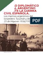 Asilo naval y político argentino durante La Guerra Civil española - Boletín del Centro Naval (884)