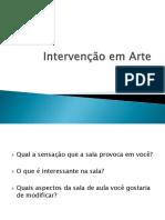 Intervenção em Arte.pptx