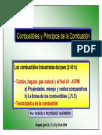 1 Combustibles Principios Combustion