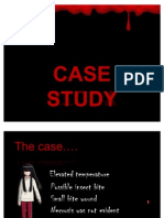 HEMATOLOGY CASE STUDIES