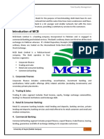 TQM Benchmarking report