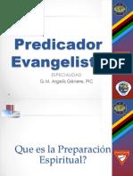 Predicador Evangelista