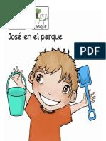 José en el parque | Aprendices Visuales