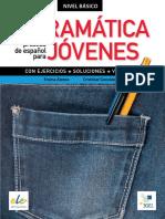 EJERCICIOS DE GRAMATICA PARA JOVENES.pdf