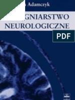 Adamczyk Kazimiera - Pielęgniarstwo neurologiczne (2000)