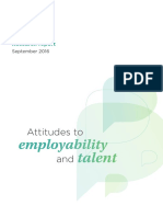 Attitudes to Employability and Talent_2016