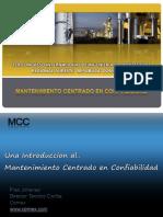 Presentacion Introduccion MCC1