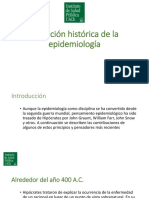 02 Evolución Histórica de La Epidemiología
