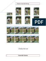 Guide Golf Swing