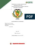 Informe_1_ Sistema de Embrague