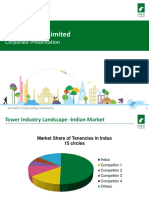 Indus Towers_Corporate Presentation
