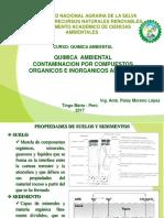 Contaminacion Por Compuestos Organicos e Inorganicos