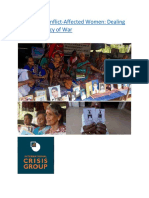 Sri Lanka's Conflict-Affected Women  Dealing with the Legacy of War.docx