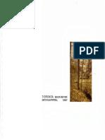 2003-12-08 Sketch Plan Proposal - Tioronda, Beacon, New York  [Tioronda Estate a/k/a Craig House property]