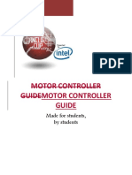 Motor Controller Guide