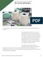 Los Beneficios de Comer Alimentos Fermentados - Barcelona Alternativa