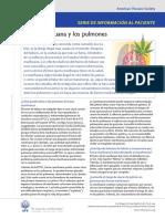 Marihuana Medicinal Pulmones