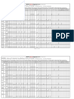 Infiniti diagnostic list