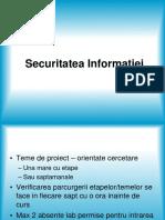 Securitatea Informa
