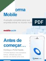 Plataforma Mobile Saude