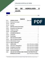 Informe de Hidrologia Llaype-illahuasi Ok (1)