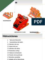 06 Curso Control de Solidos (Hidrociclones - Limpia Lodos)