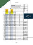 Calculo de Grafico Infiltrometro