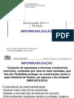 TC 025 13 Impermeabilização