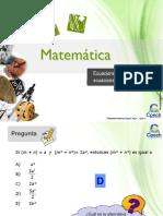 Clase 16 MT-21 Ecuaciones y sistemas de ecuaciones lineales 2016 CEN.ppt