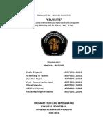 MAKALAH  KEPERAWATAN(selulitis)