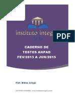 ANPAD FEV 2013 a JUN 2015 Solucao Parcial