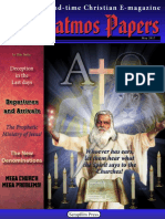 The Patmos Papers - issue 1