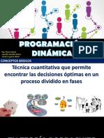 Programación Dinámica - Exposición