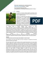 Detencion de Talentos en Futbol Inicial