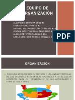 Equipo de Organización