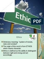 BE PPT- Business Ethics