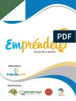 Brochure Emprendete 2016