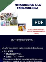Clase 02 Introduccion a La Farmacologia