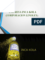 Inca Kola Peru