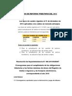 Reforma Tributaria 2015 2017