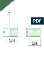 Dibujo de Mezcladores de 4 in Con 2 y 3 Elementos