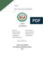 Soal Pilihan Ganda (OAI) KLP 4