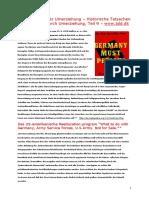 Die Methoden Der Fremdherrschaft - Entmachtung Durch Umerziehung - Teil 9 - 29.04.2014
